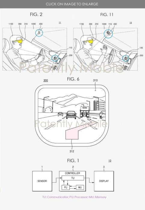 黑科技,前瞻技术,三星专利,三星AR眼镜,三星苹果