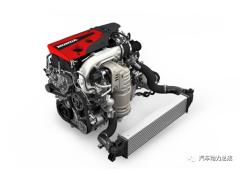 解析本田K20C1/K20C4 2.0T涡轮增压直喷汽油引擎