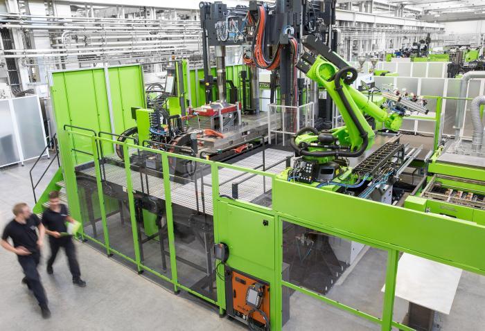 ENGEL centre for lightweight composite technologies