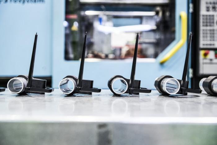 朗盛推出空心型材混合技术