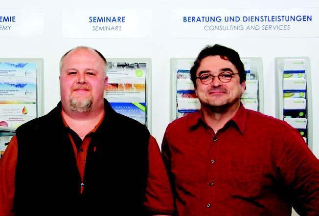 Doemens 的顾问Florian Huber 和 GerritBlümelhuber 博士