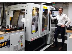 Schunk使用ANCA RFID工艺,引领自动修磨混合批次刀具的新趋势