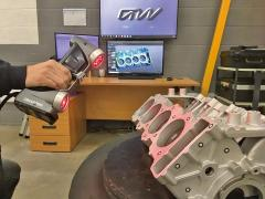 3D扫描仪在赛车领域的创新应用