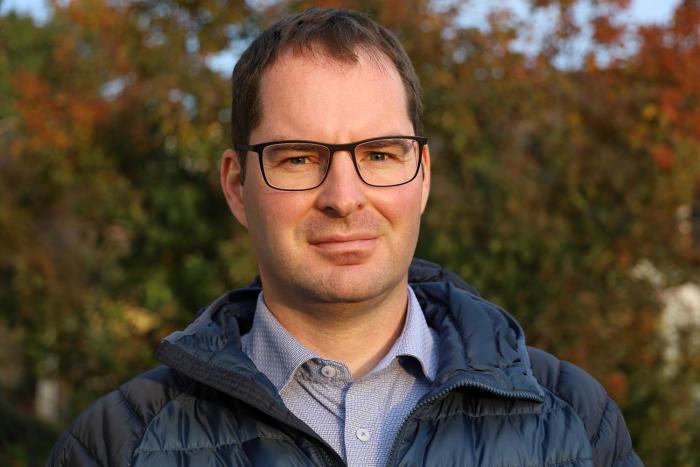 瑞士精机市场经理Nicolas Vez先生
