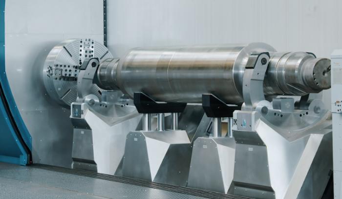 具有稳定和加载支持的mpmc系列车铣加工中心(均由CNC控制)