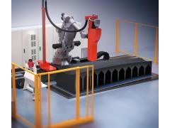 针对大型零部件制造的完整解决方案