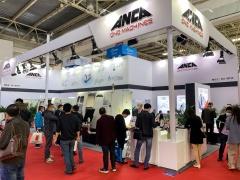ANCA携高效磨削技术亮相CIMT2021