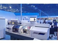 聚焦2021年CIMT United Grinding展台,多款新品亮相北京