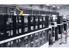 自动化解决方案 4,000刀位的中央刀库和48工位的托盘系统