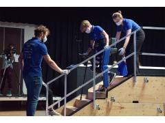 Project MARCH打造外骨骼机器人,帮助脊髓损伤患者自由行走