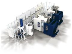 高效率五轴加工中心赋能柔性制造