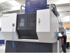 适用于汽车轻量化结构件快速加工的高刚性加工机床