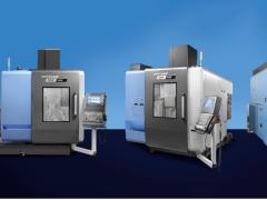 五轴立式加工中心DVF系列为制造业客户提供助力