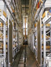 HELLER德国工厂机加工车间自动化生产线
