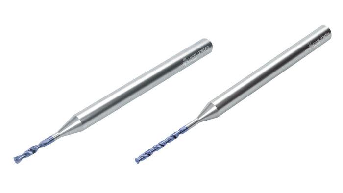 瓦尔特 Supreme (致强) 微型钻头 DB133 和引导钻 DB131