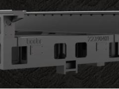 万瓦黑科技① 铸铁床身:浑然天成,50年不变形