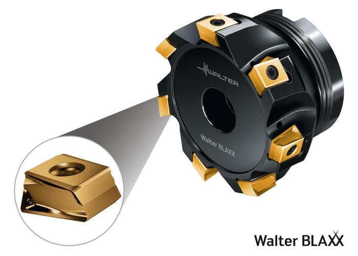 瓦尔特具备超低压CVD化学涂层,可以将刀具寿命延长一倍甚至10倍以上