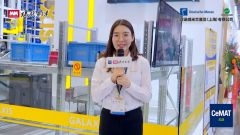 2020 CeMAT ASIA:凯乐士科技展台直击