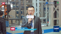 2020 CeMAT ASIA:伍强智能科技展台直击