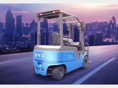 BYD:智能创新 引领搬运未来
