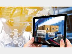 数字化入库助力提高物资运输效率