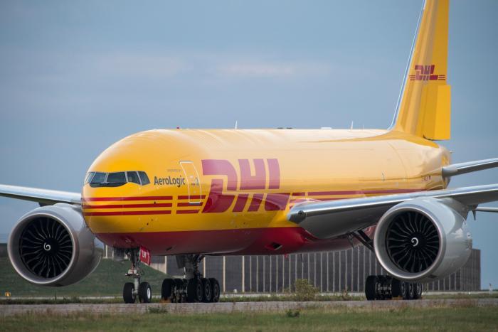 DHL波音777货机