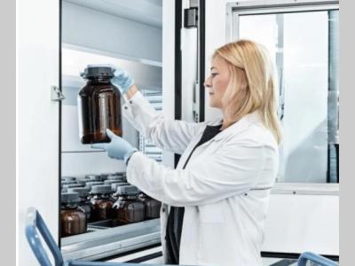 卡迪斯【案例研究】默克公司在受控环境的自动化仓储