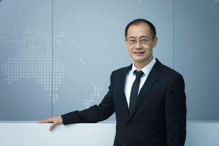 Festo大中华业务区销售副总裁 陈宏