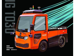 安吉智能丨户外无人驾驶牵引车 安途 AntugT030震撼发布!