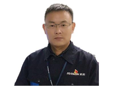 沈阳新松机器人自动化股份有限公司市场总监---马梦良先生