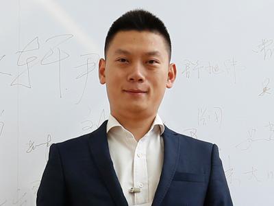 马路创新副总经理-何燕萌先生