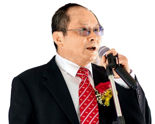 金锋馥输送机械有限公司董事长-刘承翰先生