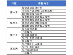 【12月课堂培训】欧姆龙视觉课程、PLC课程开始报名啦!