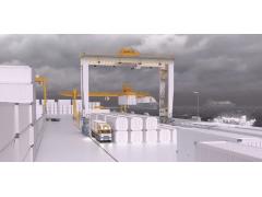 助力港口自动化 | WCS定位系统为港口起重机提供可靠的绝对位置检测