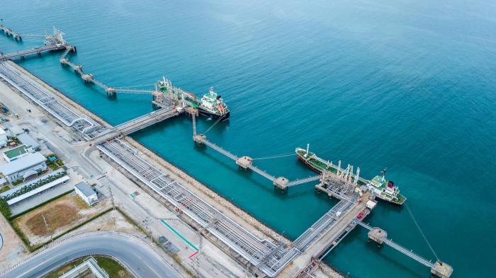 沙特萨拉曼国王国际综合港务设施项目