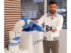 柯马推出具有工业级运行速度的新款高性能协作机器人 RACER-5 COBOT