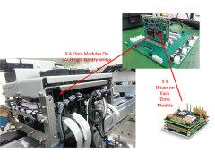 Elmo大功率驱动器为贴片机提供高精密力控