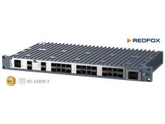 Westermo新产品:适用于变电站自动化应用的网管型以太网交换机