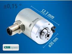 超小型CANopen接口旋转编码器助力医疗技术和工程机械自动化发展
