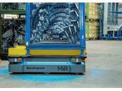 MiR自主移动机器人助车企缩短造车周期