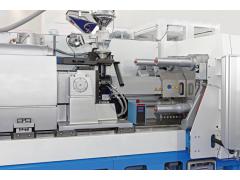 欧姆龙立式注塑机高速化解决方案