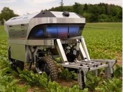 案例 除草机器人——告别除草剂的未来农业