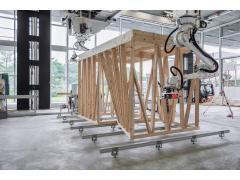 ABB机器人推动建筑行业自动化升级,提升行业安全性和可持续性