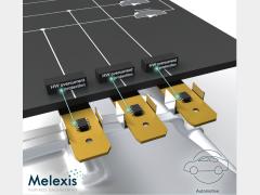 集成过流检测功能的电流传感器芯片