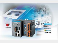 台达PLC-Based运动控制器AX3系列为未来智造加持