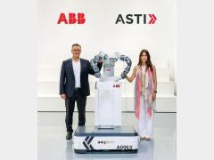 ABB以自主移动机器人推动柔性自动化迈入新阶段