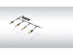 图尔克丨优化升级 IP67防护等级RFID接口简化了集成
