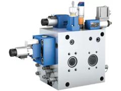 探秘博世力士乐动力液压系统之标准化阀块   IH20系列