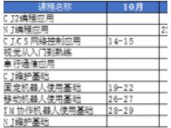 欧姆龙【课堂培训】10~3月培训日程表全新发布!