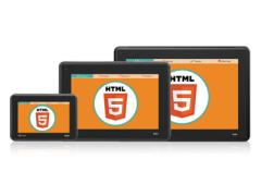 内置HTML5可视化技术的X2 Web人机